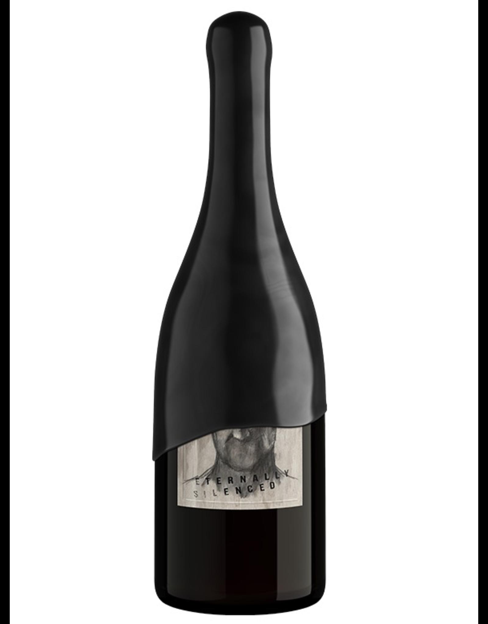Red Wine 2018, Eternally Silenced by The Prisoner Wine Company, Pinot Noir, Multi AVA, California, USA, 14.5% Alc, CT na
