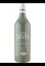 White Wine NV, Mer Soleil SILVER, Un-Oaked Chardonnay, Santa Lucia Highlands, Monterey County, California,14.5% Alc, CT, TW91