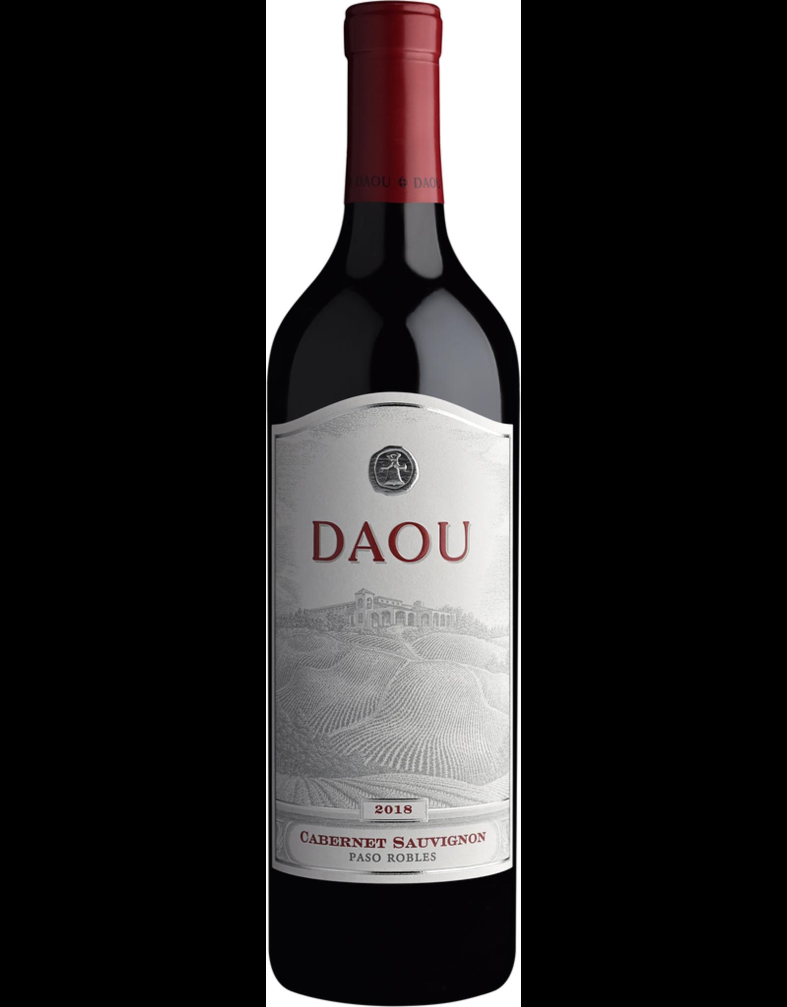 Red Wine 2019, DAOU Vineyards, Cabernet Sauvignon, Paso Robles, Central Coast, California, 14.5% Alc, CT 89.5
