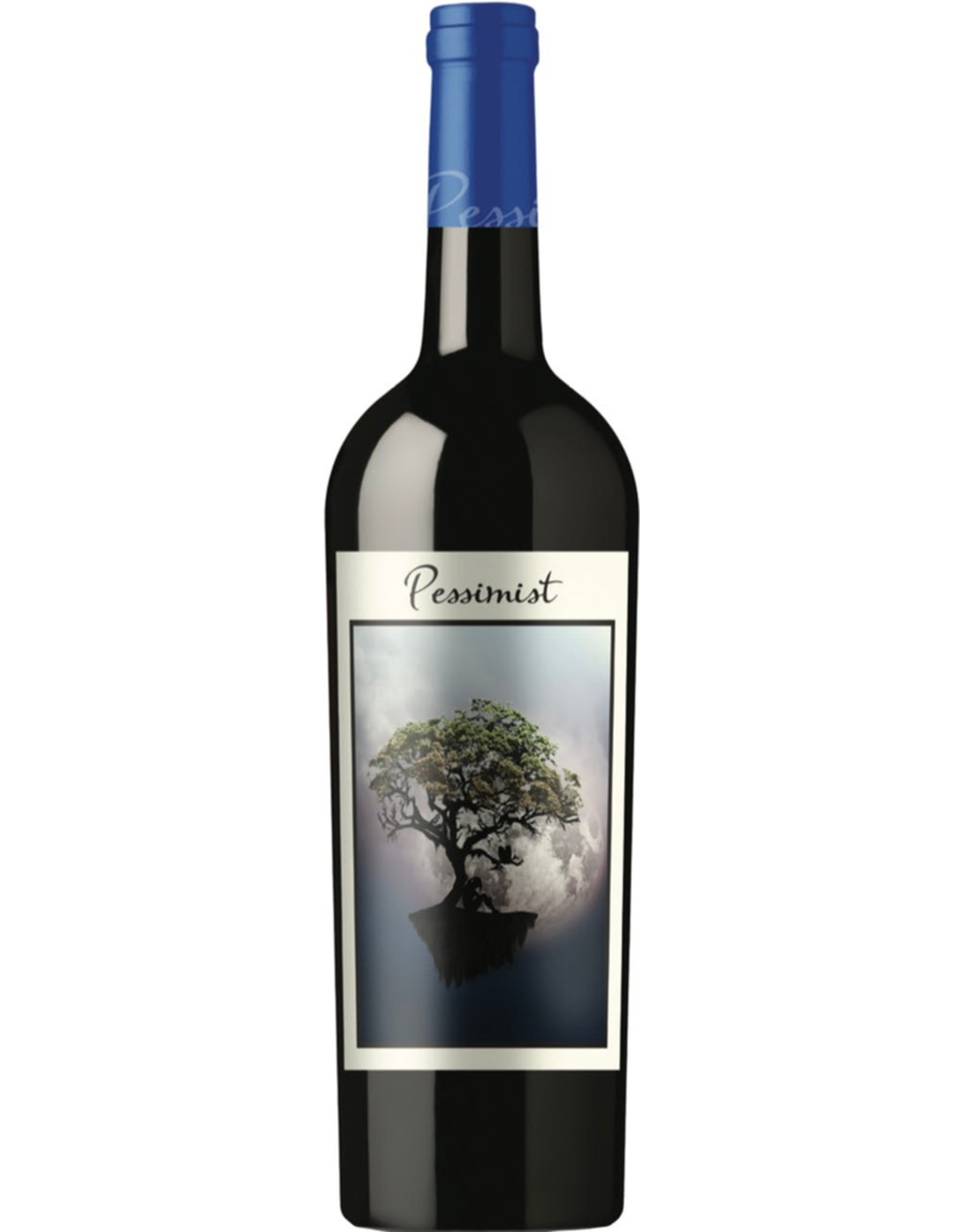 Red Wine 2018, DAOU Vineyards The Pessimist, Red Blend, Paso Robles, Central Coast, California, 15.2% Alc, CT90, RP92