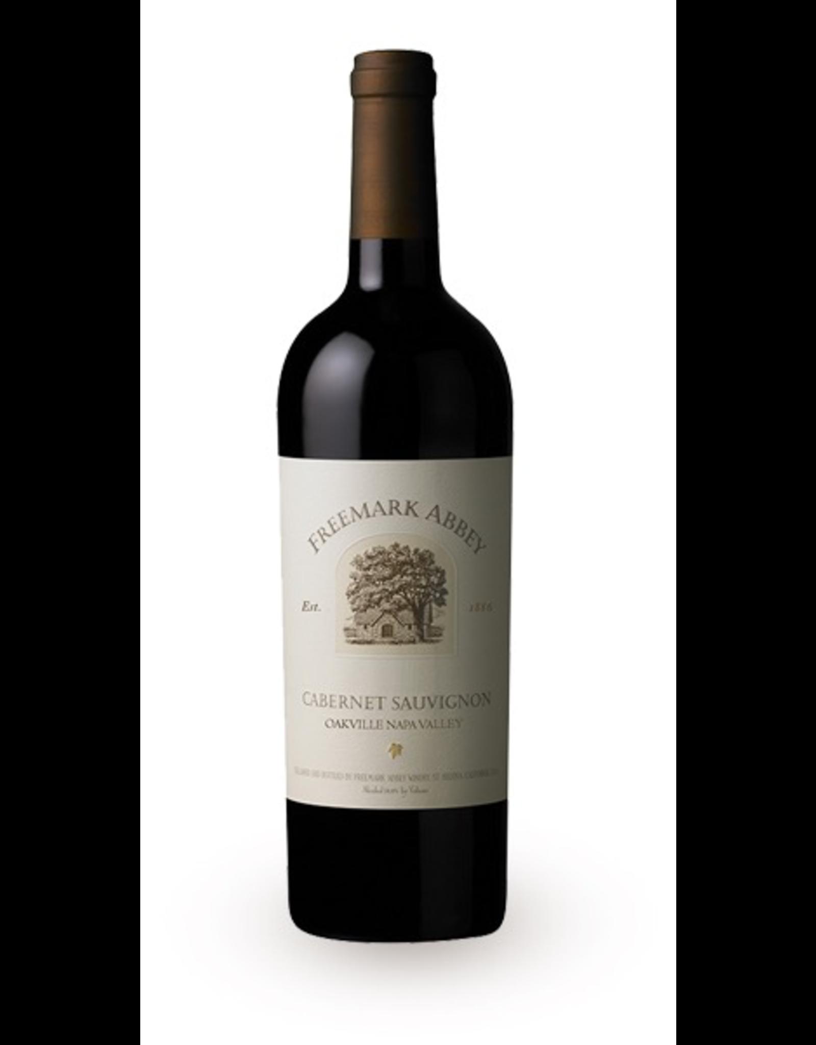 Red Wine 2016, Freemark Abbey, Cabernet Sauvignon, Multi AVA, Napa Valley, Califonia, 14.5% Alc, CT 89.4