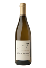 White Wine 2016 Migration by Duckhorn Wine Company, Chardonnay, Russian River, Sonoma Country, California, 14.1% Alc, CT 90.3