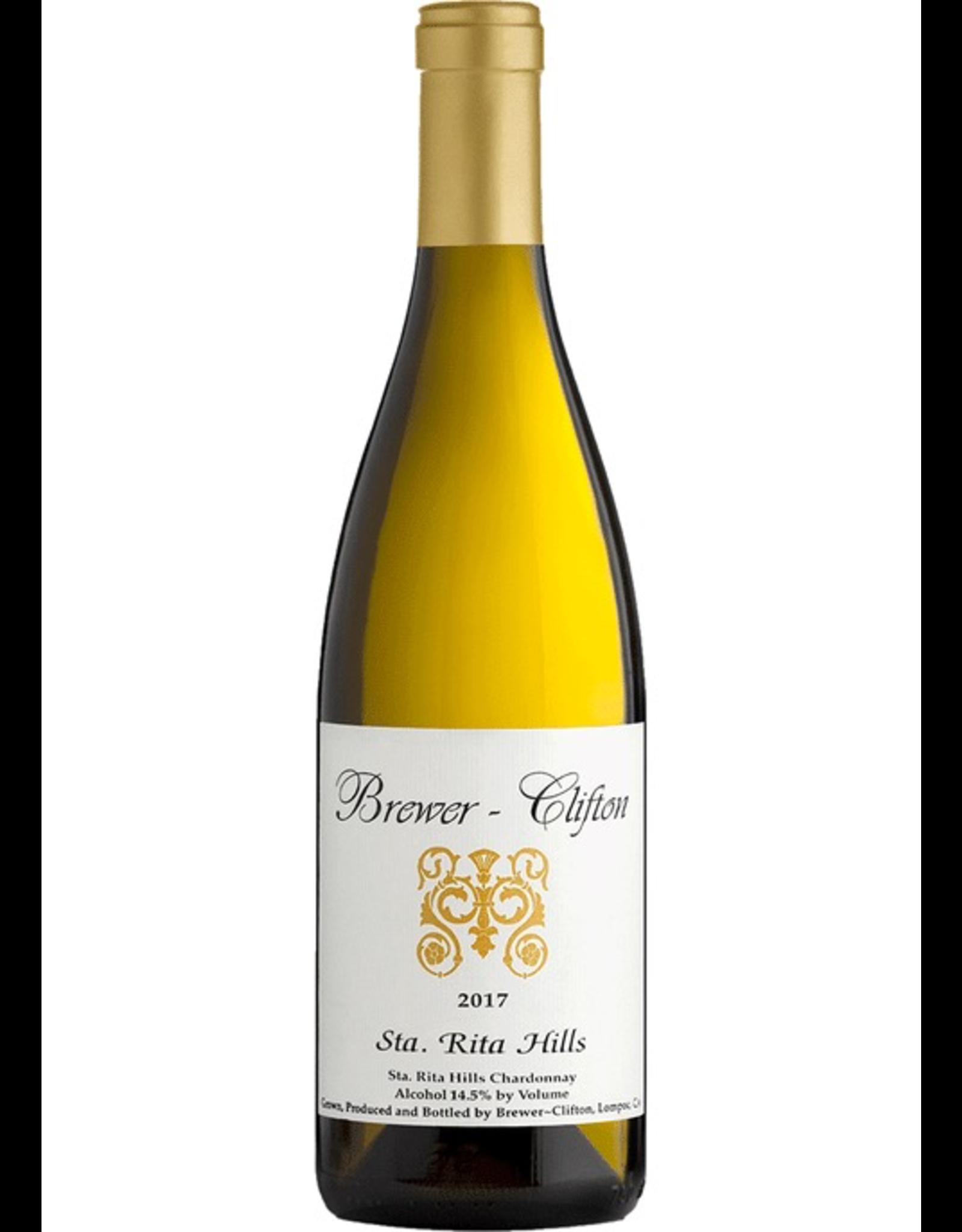 White Wine 2017, Brewer Clifton Santa Rita, Chardonnay, Santa Barbara, Central Coast, California, 14.5% Alc, CT 90.5