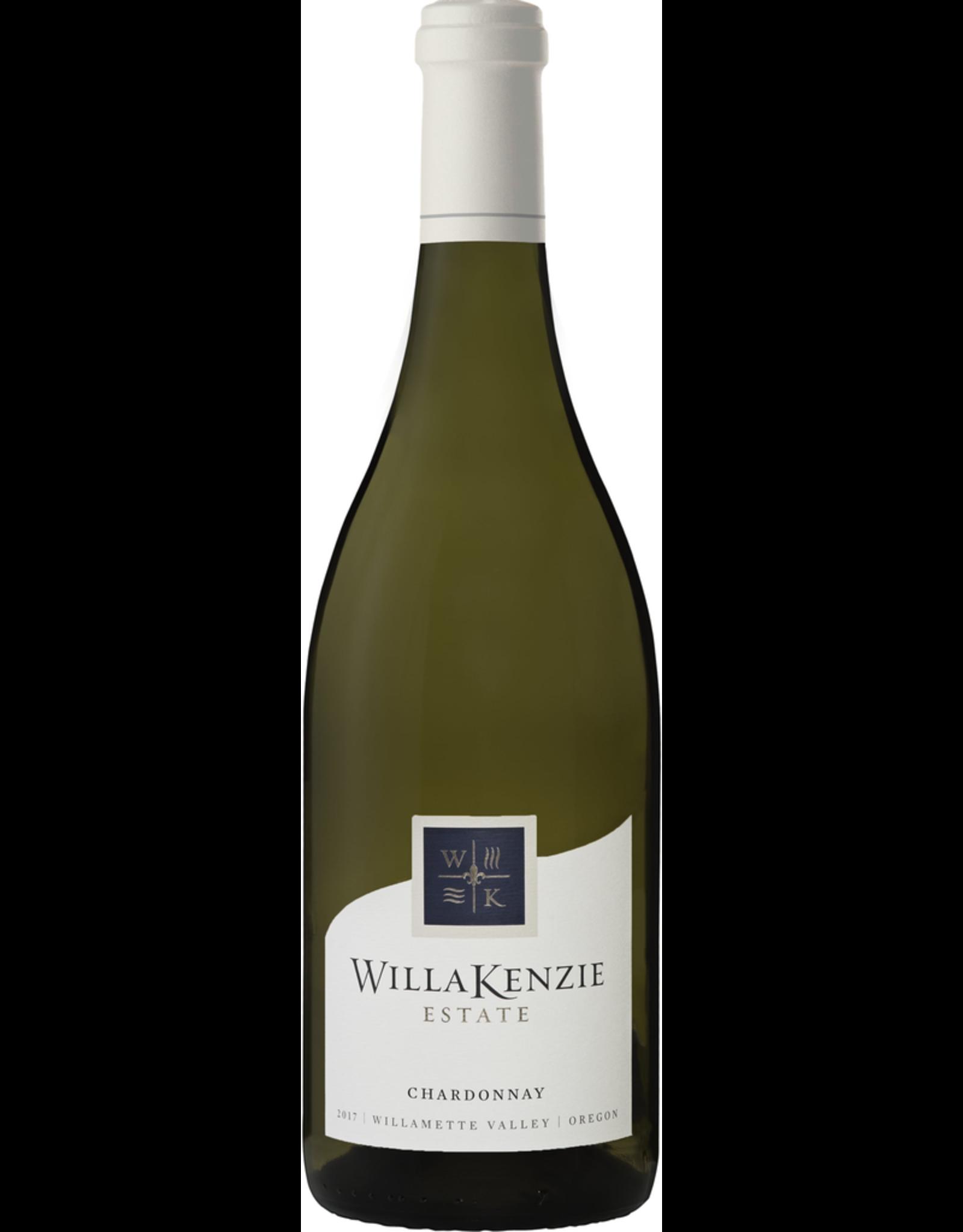 White Wine 2017, WillaKenzie, Chardonnay, Multi AVA, Willamette Valley, Oregon, 13.6% Alc, CT 90.3