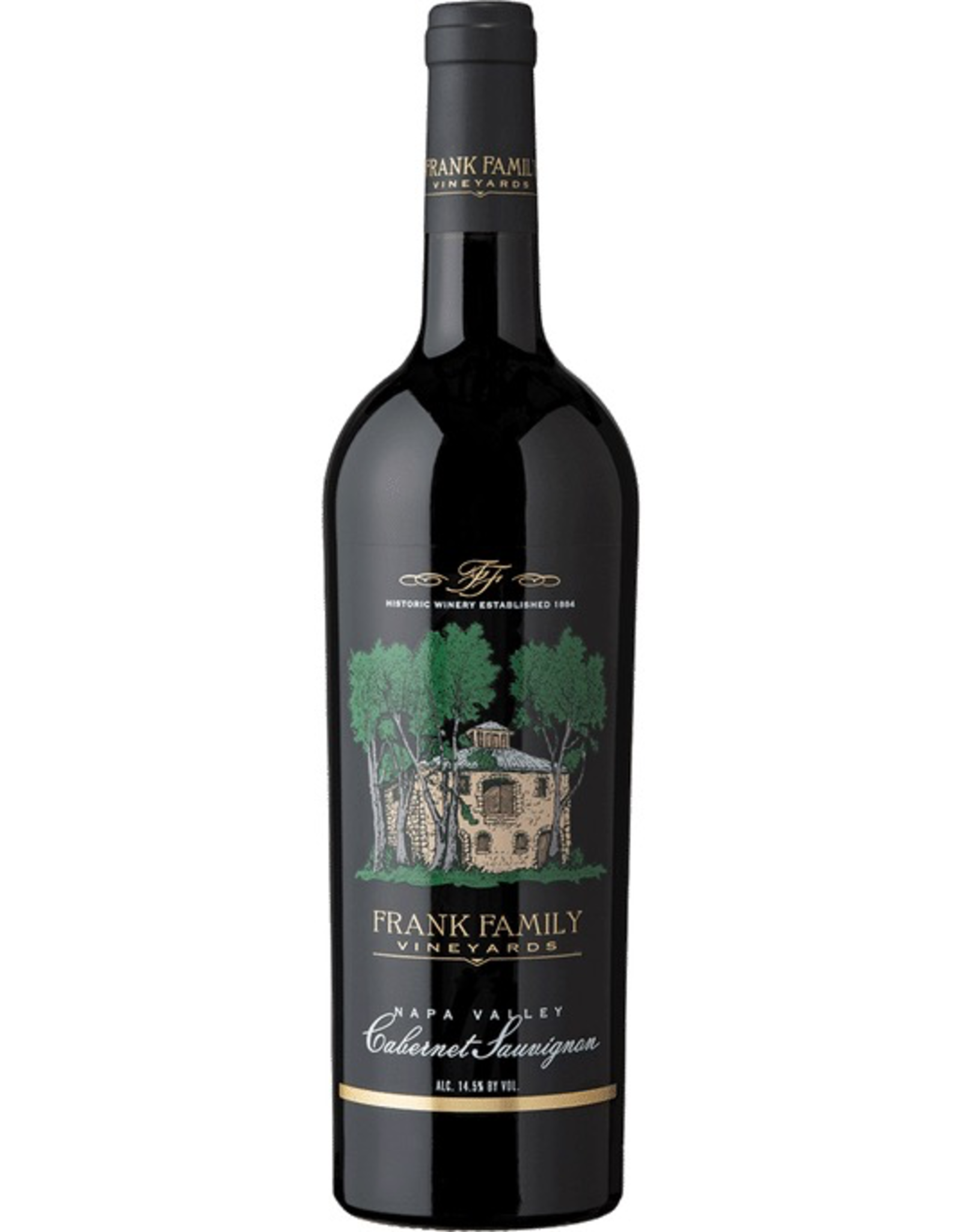 Red Wine 2016, Frank Family Vineyards, Cabernet Sauvignon, Multi AVA, Napa Valley, California, 14.5% Alc, CT na