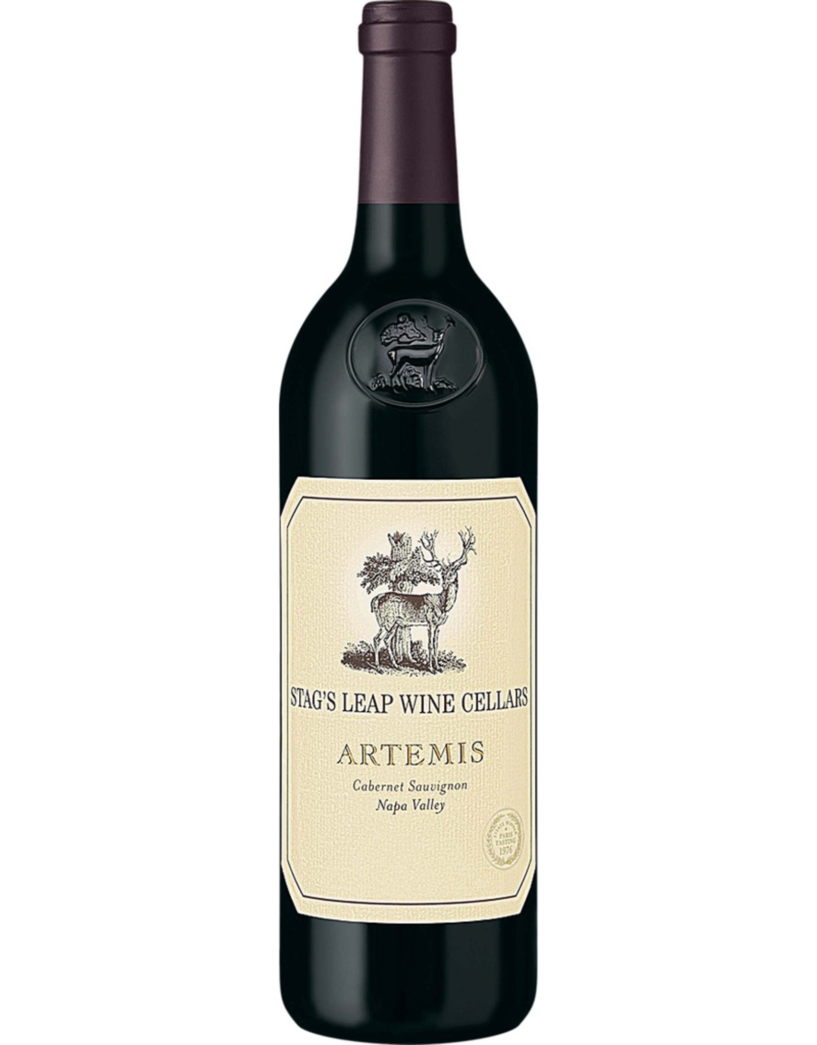 """Red Wine 2017, 3L Stag's Leap Artemis """"Double Magnum"""", Cabernet Sauvignon, Napa, Napa Valley, California, 14.5% Alc, CTnr WW94 WE92"""