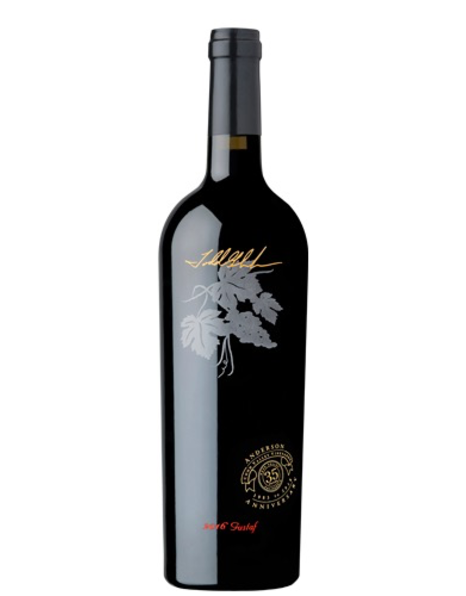 Red Wine 2016, Conn Valley GUSTAF, Cabernet Franc, Saint Helena, Napa Valley, California, 14.7% Alc, CTnr