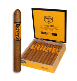 Cigars CIGAR - Camacho Conneticut Churchill
