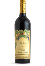 Red Wine 2017, Nickel & Nickel C. C. Ranch, Cabernet Sauvignon, Rutherford, Napa Valley, California, CTna