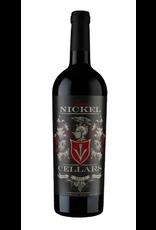 Red Wine 2015, TVH Jeremy Nickel, Cabernet Sauvignon, Oakville, Napa Valley, California, 14.5% Alc, CTnr, TW96