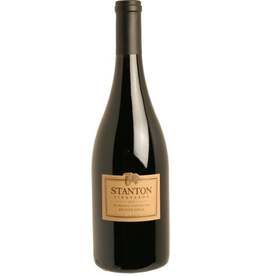 Red Wine 2016, Stanton Vineyards Petite Sirah