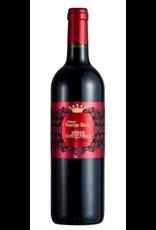 Red Wine 2012, Chateau Fourcas-Borie, Red Bordeaux Blend, Listrac-Medoc, Bordeaux, France, 13.5% Alc, CT