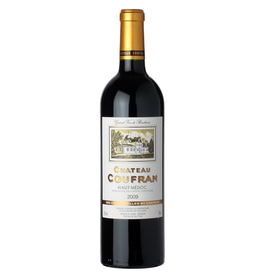 Red Wine 2009, Chateau Coufran, Bordeaux