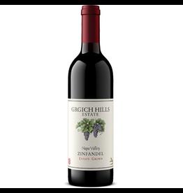 Red Wine 2014, Grgich Hills, Zinfandel