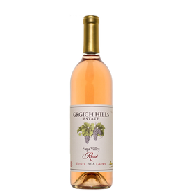 Rose Wine 2018, Grgich Hills, Rose
