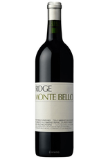Red Wine 2016, Ridge Stanford Collector's Reserve Monte Bello Vineyards, Cabernet Sauvignon, Santa Cruz Mountains, San Francisco Bay, California, 14.4% Alc, CT , CTnr