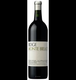 Red Wine 2016, Ridge, Monte Bello, Cabernet