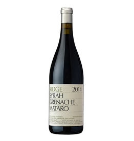 Red Wine 2014, Ridge Laytton Estate GSM, Red Blend