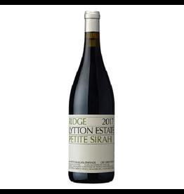 Red Wine 2017, Ridge Lytton Estate Vineyard, Petite Sirah