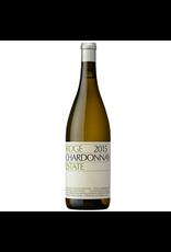 White Wine 2015, Ridge Monte Bello, Chardonnay, Santa Cruz Mountains, San Francisco Bay, California, 14.5% Alc, RP92