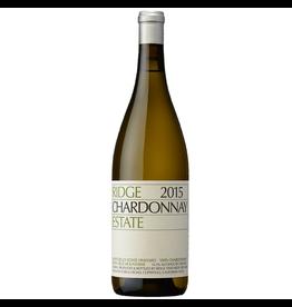 White Wine 2015 Ridge, Estate Chardonnay