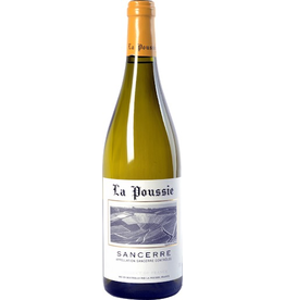 White Wine 2018, La Poussie, Sancerre