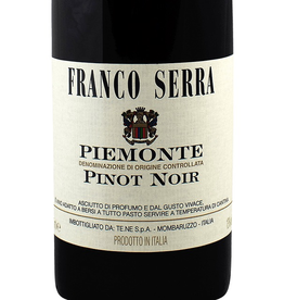 Red Wine 2017, Franco Serra, Pinot Noir
