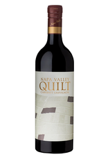 Red Wine 2017, Quilt by Joeseph Wagner, Cabernet Sauvignon, Rutherford, Napa, California, 15.1% Alc, CT89