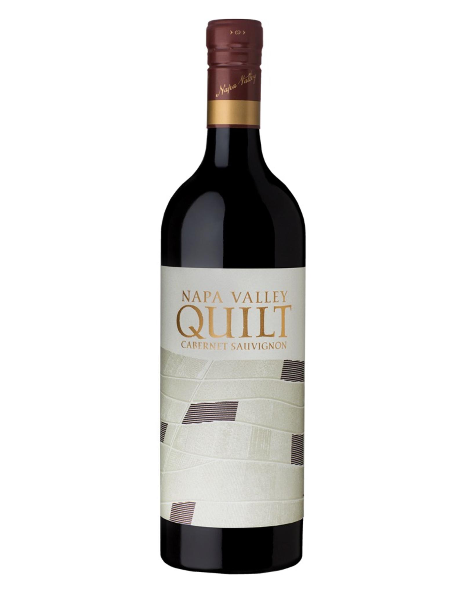 Red Wine 2018, Quilt by Joeseph Wagner, Cabernet Sauvignon, Rutherford, Napa, California, 15.1% Alc, CT89