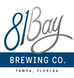 Beer 81Bay, Coffee Porter, Tampa