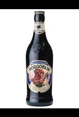 Beer Wynchwood Brewery, Hobgoblin English Ruby Beer, Whitney, Oxfordshire, England, 11.2 oz. Glass Bottle