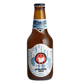 Beer Kiuchi Brewery, Hitachino Nest, White Ale