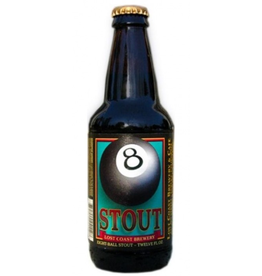 Beer Lost Coast Brewery, 8 Ball Stout
