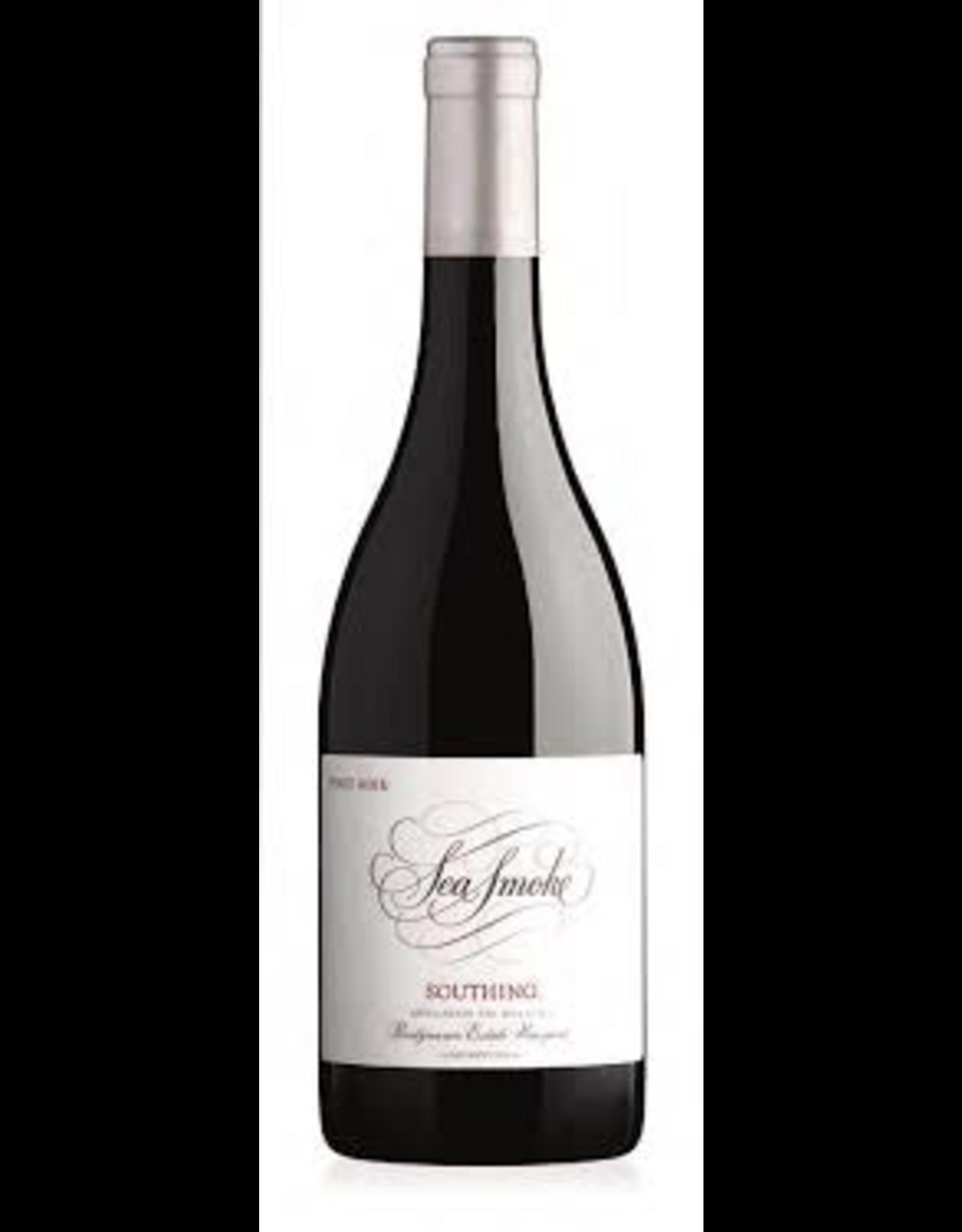 Red Wine 2016, Sea Smoke Southing, Pinot Noir, Sta. Rita Hills, Central Coast, California, 14.5% Alc, CT
