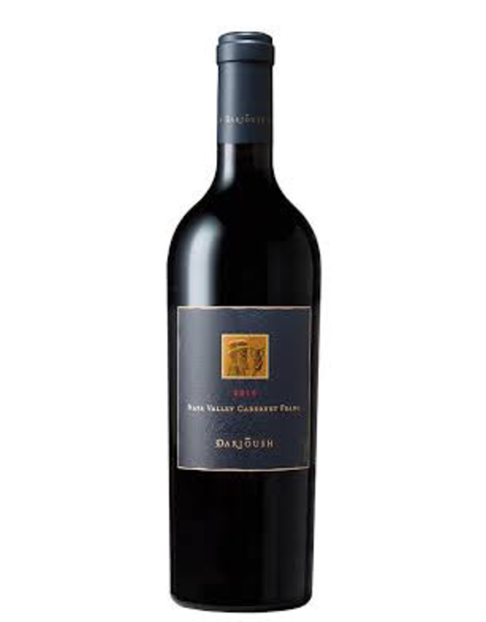 Red Wine 2016, Darioush, Cabernet Franc, Mt. Veeder, Napa Valley, California, 14.8% Alc, CTnr
