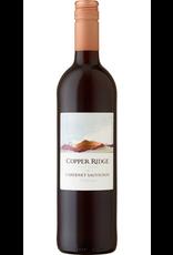 Red Wine NV, Copper Ridge Vineyards, Cabernet Sauvignon, Multi-AVA, Napa, California, 11% Alc, CTnr, TW85