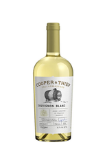 White Wine 2016, Cooper & Thief Cellarmasters Aged in Tequila, Sauvignon Blanc, Napa Valley, California, 16.5% Alc, CTnr, TW88