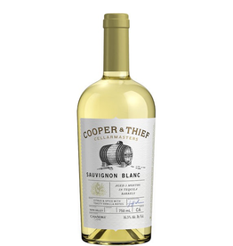 White Wine 2016 Cooper & Thief, Sauvignon Blanc