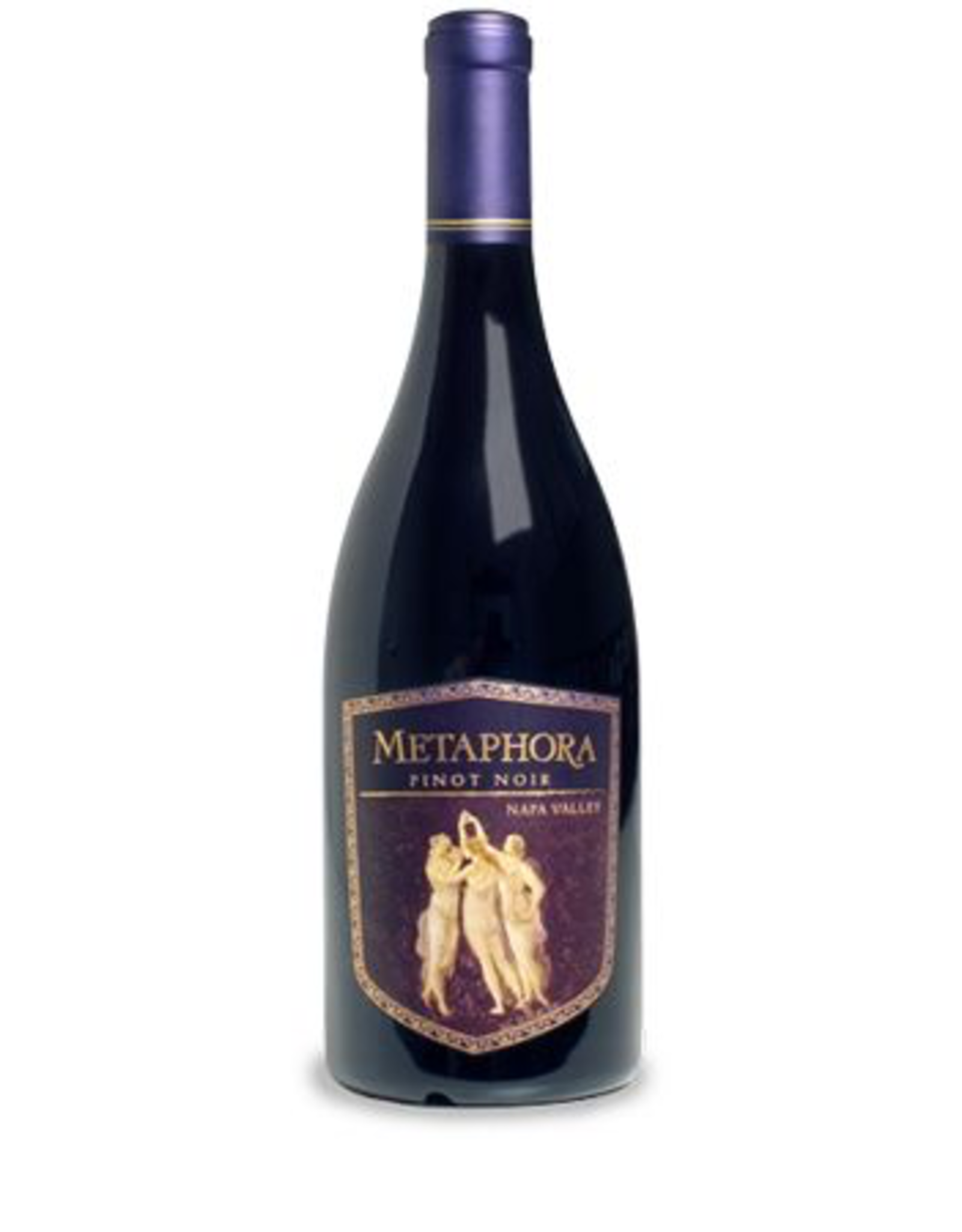 Red Wine 2010, Metaphora, Pinot Noir, Rutherford, Napa Valley, California, 14.5% Alc, TW93