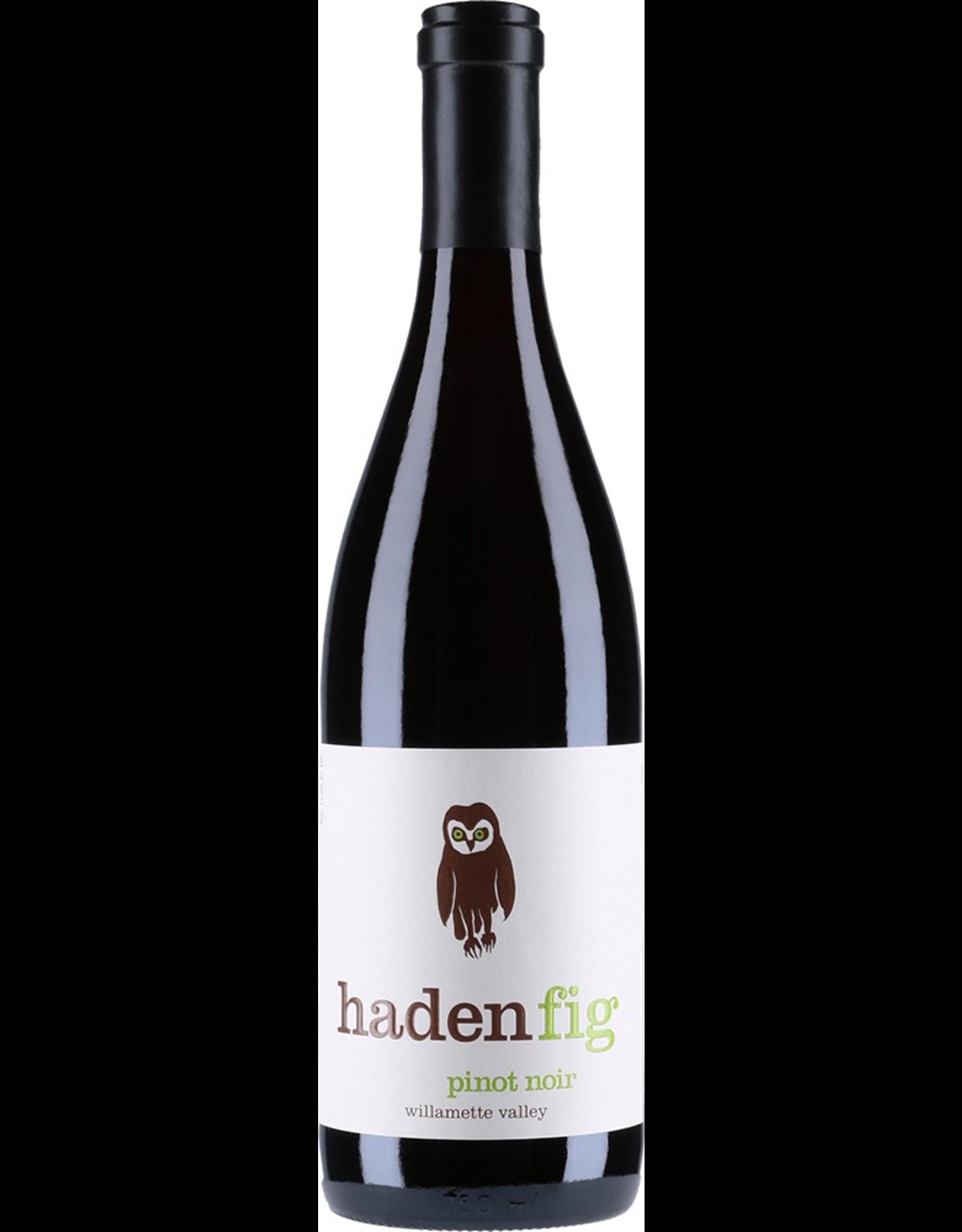 Red Wine 2017, Haden Fig, Pinot Noir, Multi-regional Blend, Willamette Valley, Oregon, 13.5% Alc, CTnr, JS91