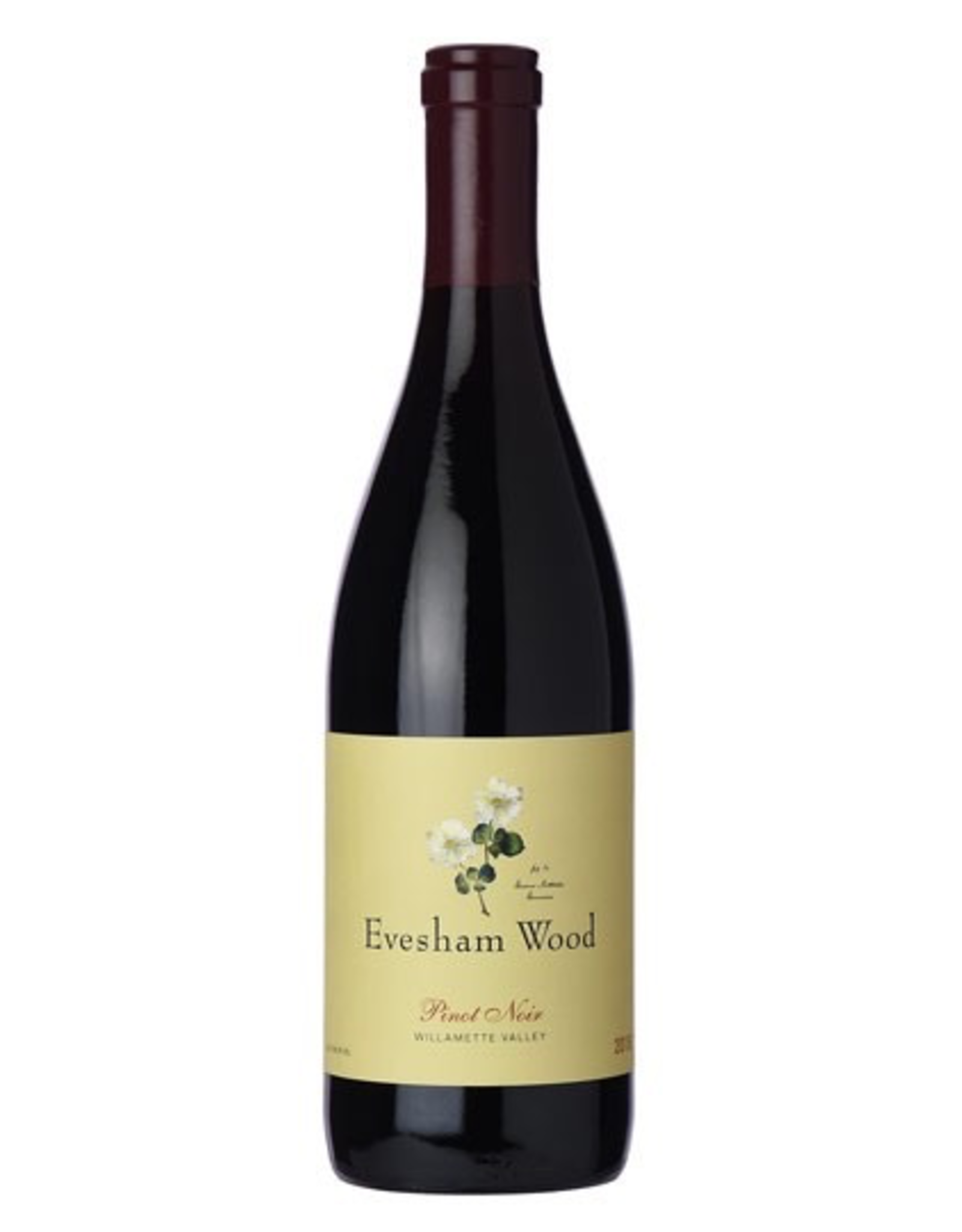 Red Wine 2019, Evesham Wood, Pinot Noir, Multi-regional Blend, Willamette Valley, Oregon, 13.0% Alc, CTnr, JS92