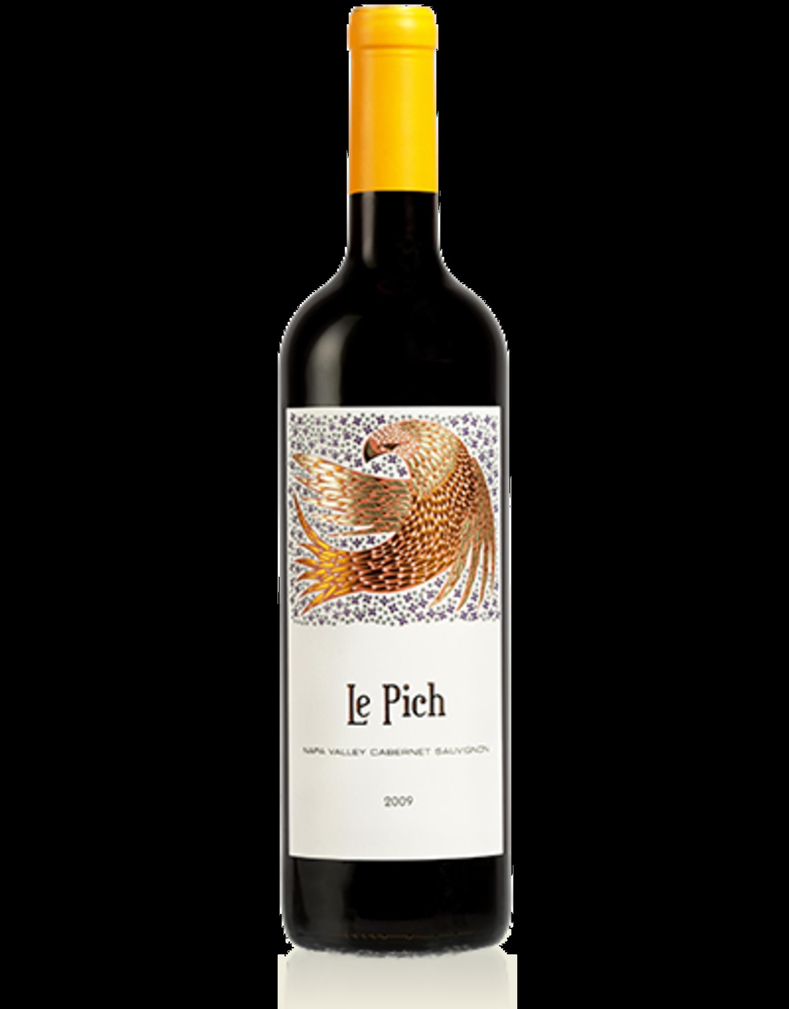 Red Wine 2013, Le Pich, Cabernet Sauvignon, Multi-regional Blend, Napa Valley, California,15% Alc, CTnr