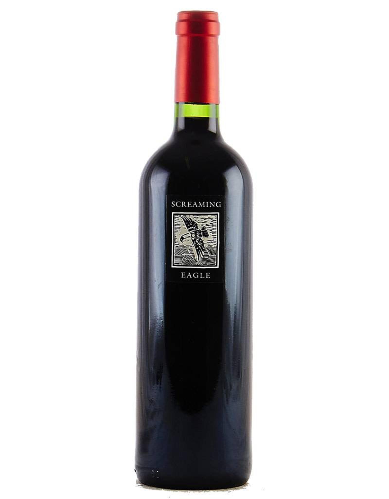 Red Wine 2014, Screaming Eagle, Cabernet Sauvignon, Oakville, Napa Valley, California, 14.8% Alc, CT99, JS99