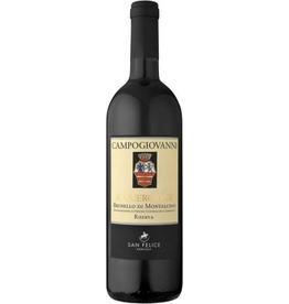 Red Wine 2008, Campogiovanni Riserva Il Quercione, Brunello
