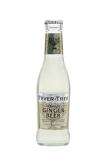 Specialty Drink Fever-Tree, Ginger Beer, 6.8 Fl Oz (200ml)