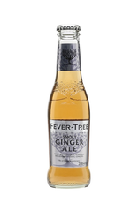 Specialty Drink Fever-Tree, Smoky Ginger Ale, 6.8 Fl Oz (200ml)