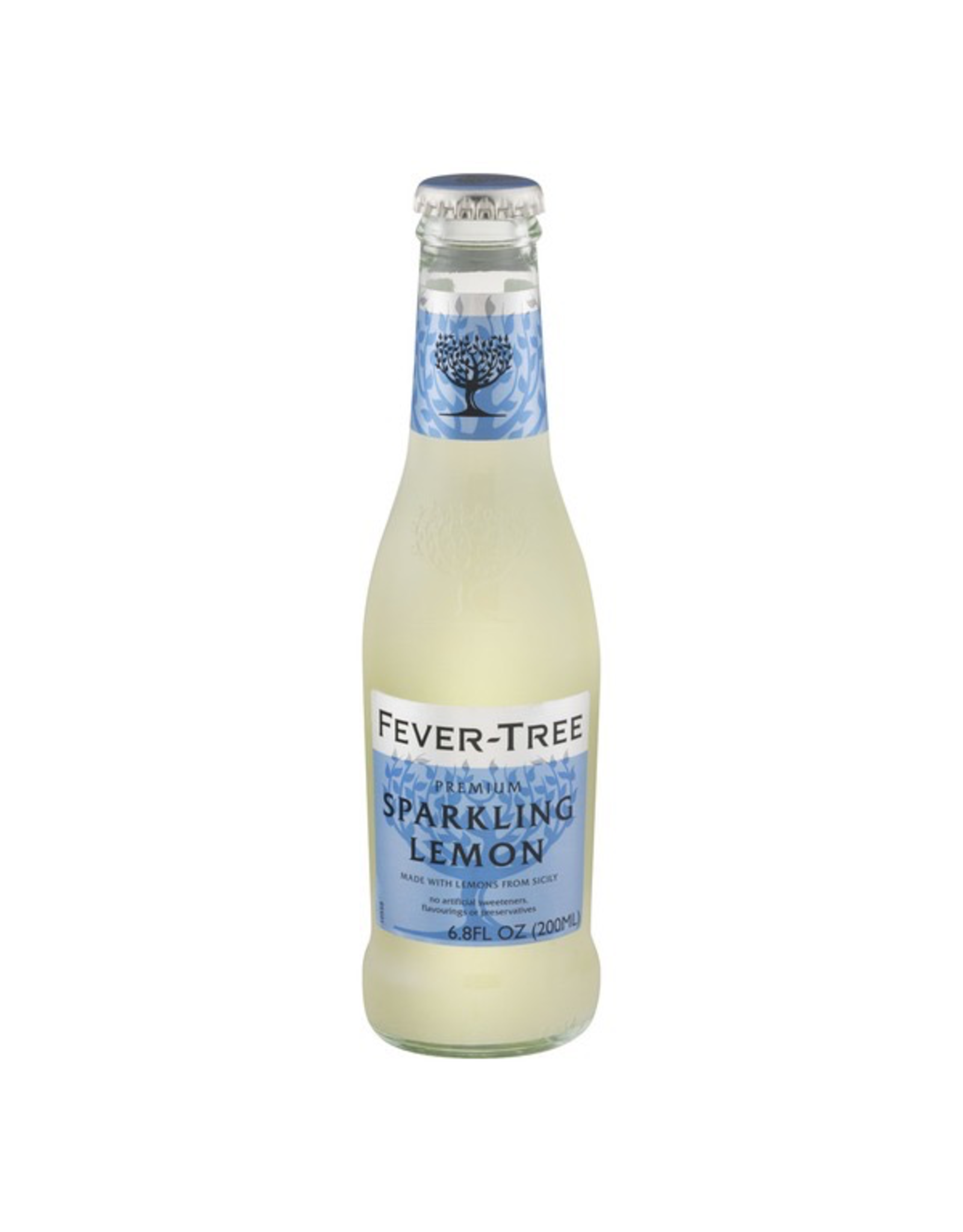 Specialty Drink Fever-Tree, Sparkling Lemon, 6.8 Fl Oz (200ml)