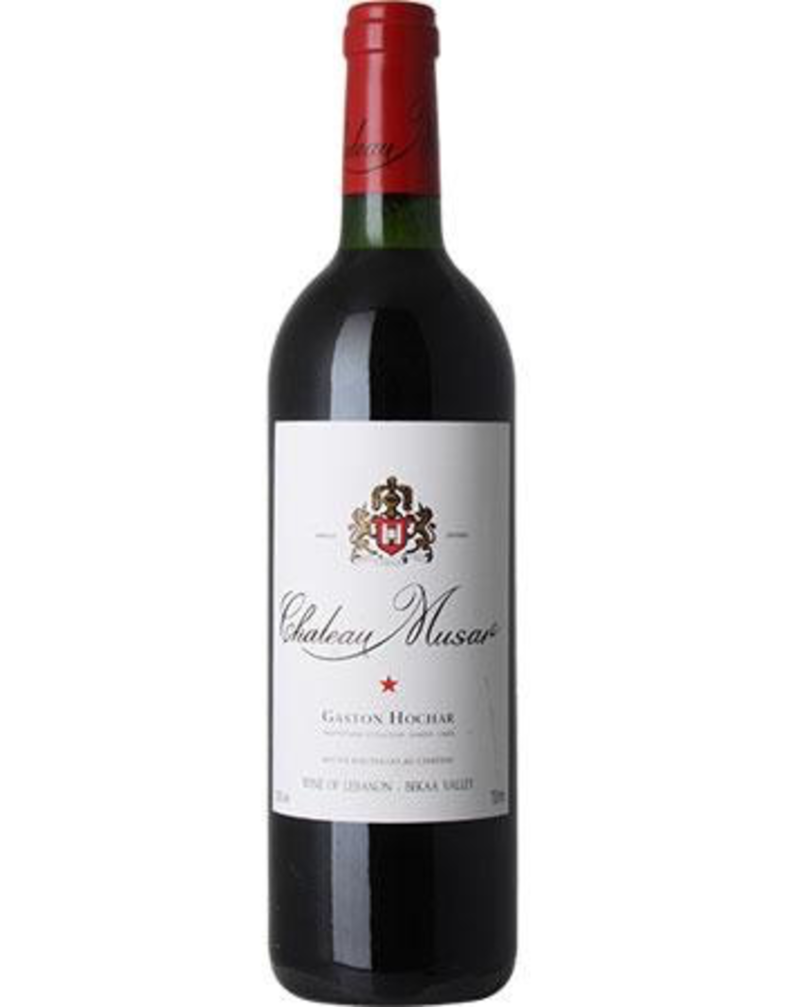 Red Wine 1997, Chateau Musar, Red Wine, Ghazir, Bekaa Valley, Lebanon, 13.5% Alc, CT90