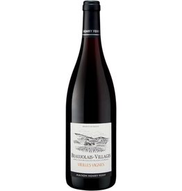 Red Wine 2016, Henry Fessy Vieilles Vignes, Beaujolais