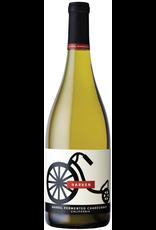 White Wine 2018, Harken Barrel Fermented, Chardonnay, Multi AVA, California, USA, 14.8% Alc, CTna